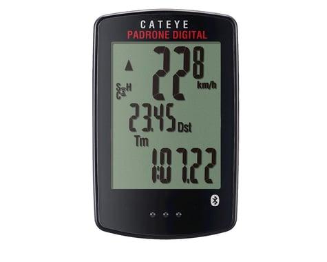 CatEye Padrone Digital Wireless Cycling Computer: Black