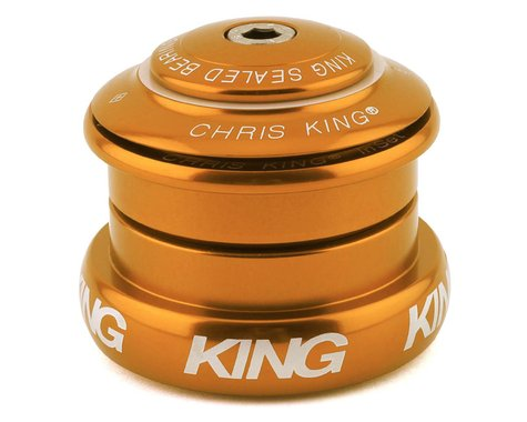 """Chris King InSet 8 Headset (Gold) (1-1/8"""" to 1-1/4"""") (ZS44/28.6) (EC44/33)"""