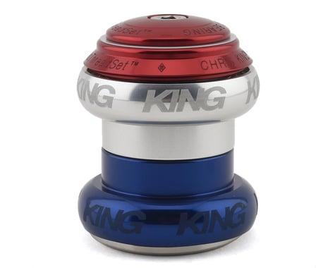"Chris King NoThreadSet Headset (Patriot Sotto Voce) (1-1/8"") (EC34/28.6) (EC34/30)"