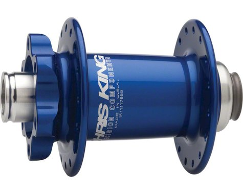 Chris King ISO 15mm SD Front Disc Hub (Navy) (32 Hole)