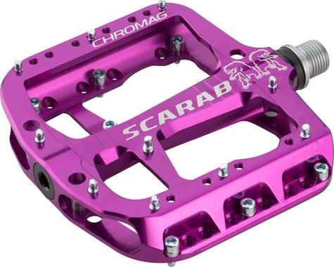 Chromag Scarab Platform Pedals (Purple)