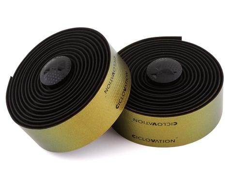 Ciclovation Premium Leather Touch Handlebar Tape (Chameleon Dawn Bronze)