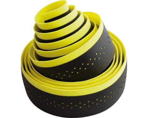 Cinelli Fluo Ribbon Handlebar Tape (Yellow)