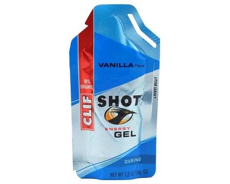 Clif Bar Shot Energy Gel (Vanilla) (24 | 1.2oz Packets)