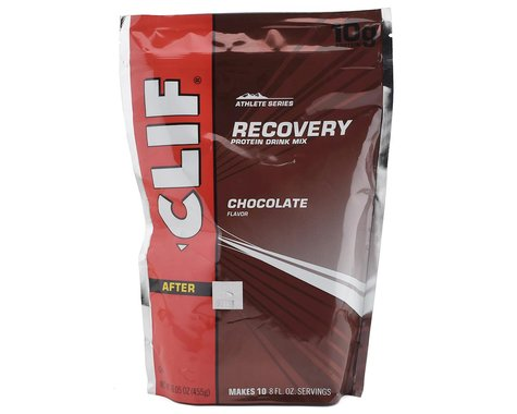 Clif Bar Shot Recovery Drink Mix (Chocolate) (16oz)