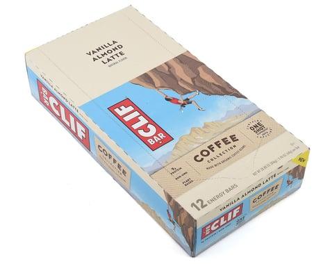 Clif Bar Coffee Bar (Vanilla Almond Latte) (12 | 2.4oz Packets)