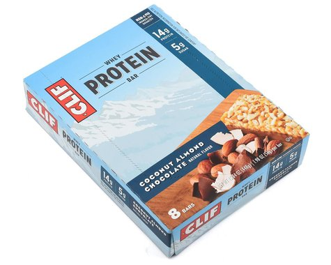 Clif Bar Whey Protein Bar (Coconut Almond Chocolate) (8   1.98oz Packets)