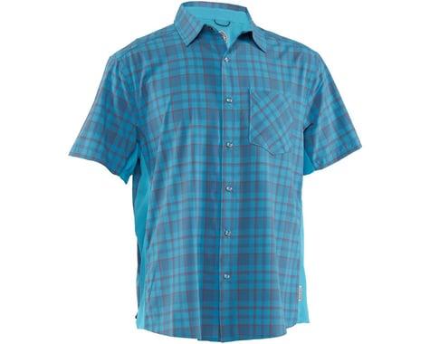 Club Ride Apparel Detour Short Sleeve Shirt (Seaport)