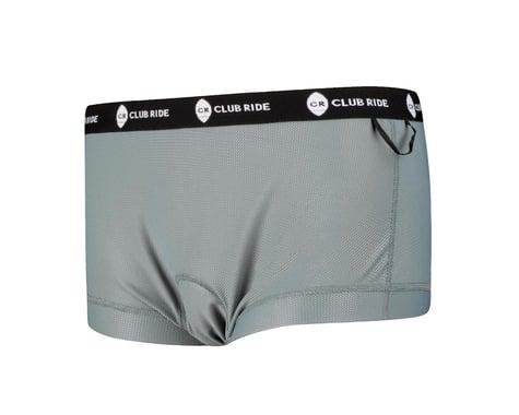 Club Ride Apparel Damsel Cham, Inner shorts, Women, (WIS301), Raven, L