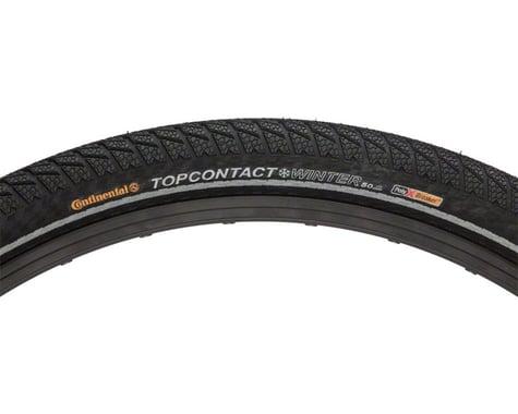 Continental Top Contact Winter II Premium Tire (Black) (37mm) (700c / 622 ISO)