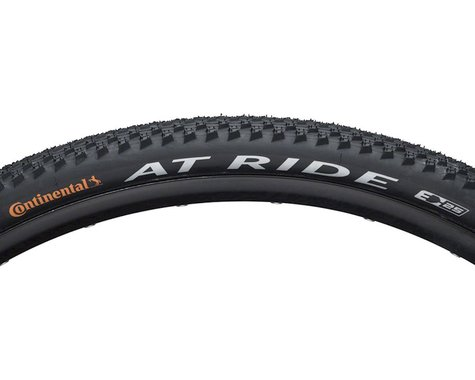 Continental AT Ride Tire (Black) (42mm) (700c / 622 ISO)