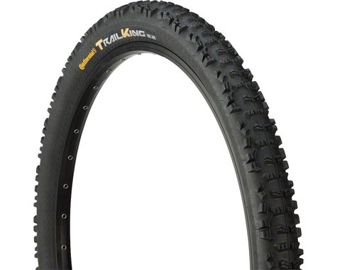 """Continental Trail King ProTection Apex Tubeless Tire (Black) (2.2"""") (26"""" / 559 ISO)"""