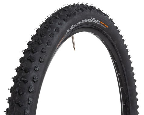 """Continental Mountain King Shieldwall System Tubeless Tire (Black) (2.3"""") (27.5"""" / 584 ISO)"""
