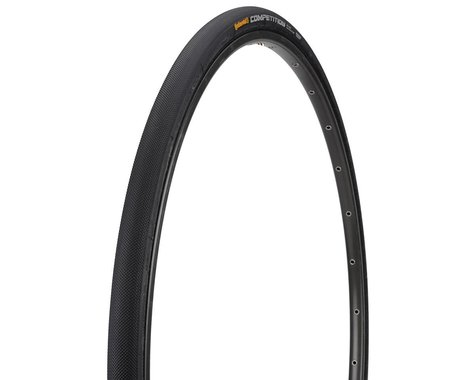 Continental Competition Tubular Road Tire (Black) (22mm) (700c / 622 ISO)