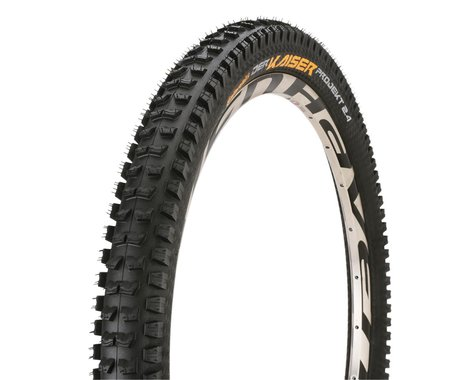 """Continental Der Kaiser Projekt ProTection Apex Tubeless Tire (Black) (2.4"""") (26"""" / 559 ISO)"""