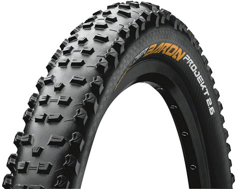 """Continental Der Baron Projekt ProTection Apex Tubeless Tire (Black) (2.6"""") (27.5"""" / 584 ISO)"""