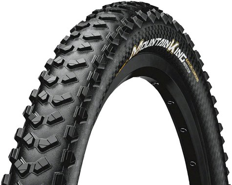 """Continental Mountain King ProTection Tubeless Tire (Black) (2.3"""") (27.5"""" / 584 ISO)"""