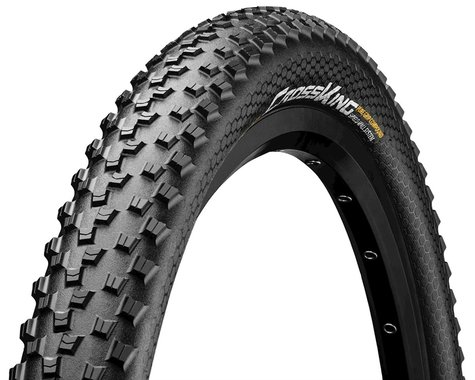 """Continental Cross King ShieldWall System Tubeless Tire (Black) (2.2"""") (26"""" / 559 ISO)"""