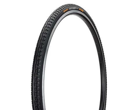 Continental Ride Tour Tire (Black) (42mm) (700c / 622 ISO)