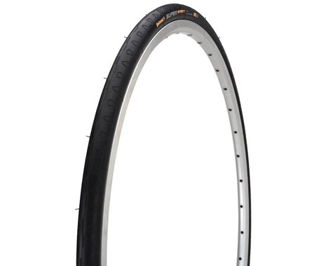 Continental SuperSport Plus City Tire (Black) (25mm) (700c / 622 ISO)