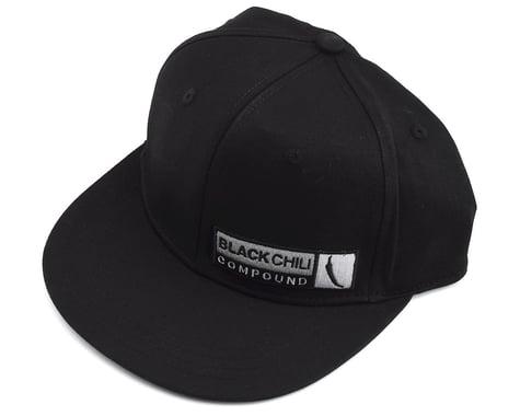 Continental Black Chili Flatbill Hat (Black) (S/M)