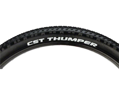 "CST Thumper Tire (Black) (2.1"") (26"" / 559 ISO)"
