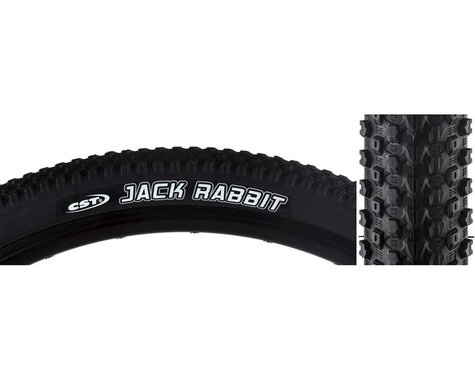 "CST Jackrabbit Mountain Bike Tire (Black) (2.1"") (29"" / 622 ISO)"