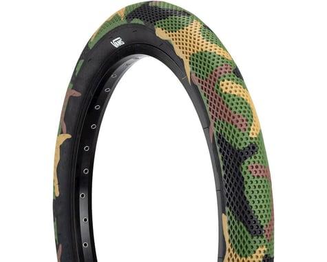 "Cult Vans Tire (Green Camo/Black) (Wire) (2.4"") (20"" / 406 ISO)"