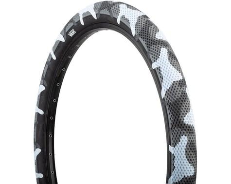 """Cult Vans Tire (Grey Camo/Black) (Wire) (2.4"""") (20"""" / 406 ISO)"""
