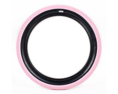 """Cult Vans Tire (Rose Pink/Black) (Wire) (2.4"""") (20"""" / 406 ISO)"""