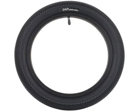 """Cult Vans Tire (Black) (Wire) (2.2"""") (14"""" / 254 ISO)"""