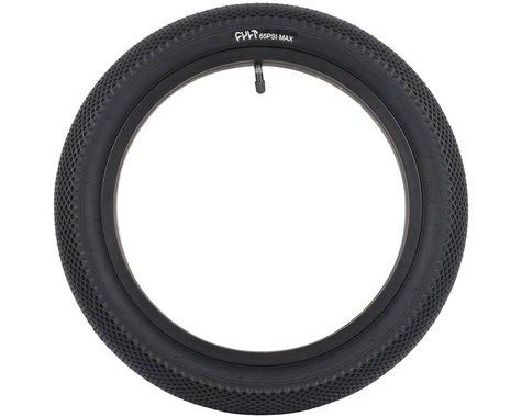 """Cult Vans Tire (Black) (Wire) (2.3"""") (16"""" / 305 ISO)"""