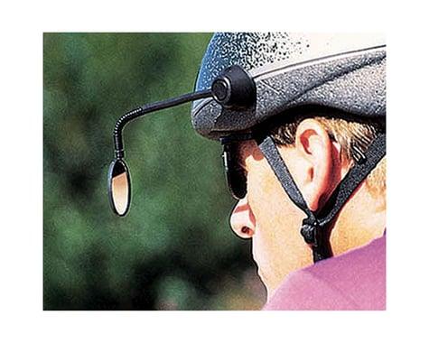 Cycleaware Reflex Helmet Mirror (Black) (Adhesive)