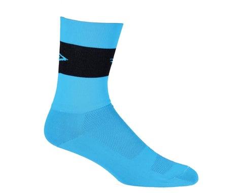 "DeFeet Aireator 5"" Sock (Process Blue)"