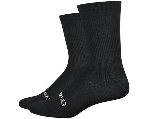 "DeFeet Evo Classique 6"" Socks (Black) (L)"