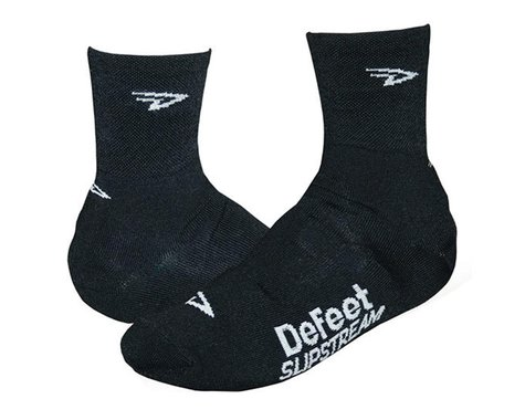 DeFeet Slipstream Shoe Cover (Black) (S/M)