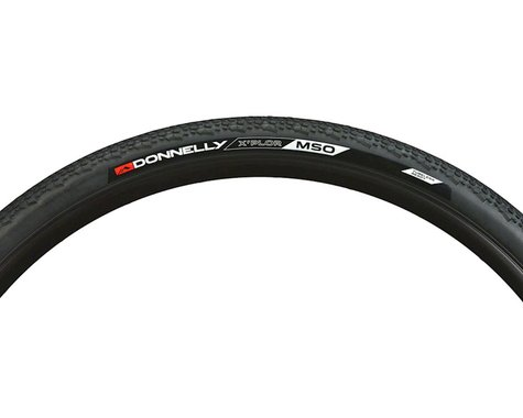 Donnelly Sports X'Plor MSO Tubeless Tire (Black) (36mm) (700c / 622 ISO)