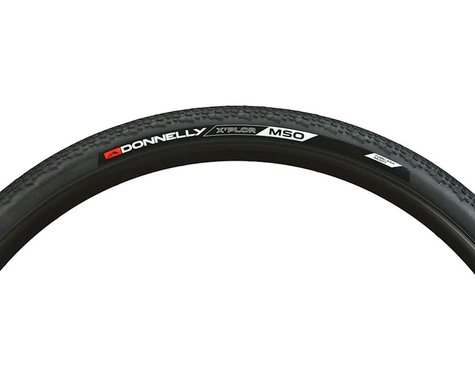 Donnelly Sports X'Plor MSO Tubeless Tire (Black) (50mm) (700c / 622 ISO)