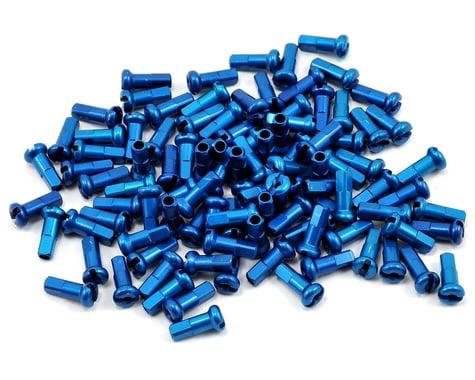 DT Swiss Alloy Nipples (Blue) (2.0 x 12mm) (Box of 100)
