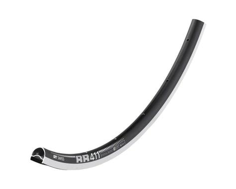 DT Swiss RR 411 Symmetric Rim (Black) (20H) (Presta) (700c / 622 ISO)