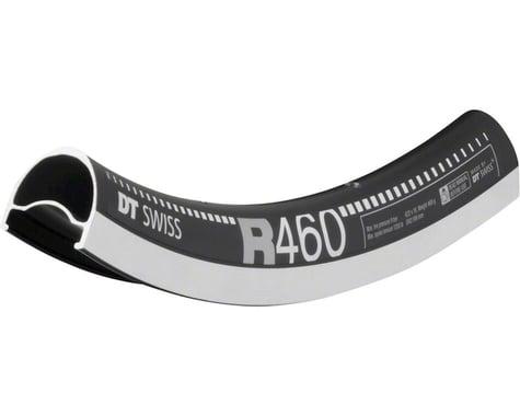 DT Swiss R 460 Road Rim (Black) (700c) (24H) (24H) (Presta) (700c / 622 ISO)