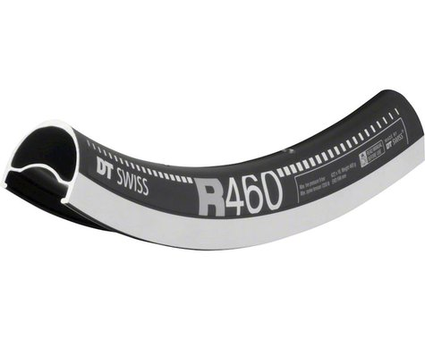 DT Swiss R 460 Road Rim (Black) (700c) (24H) (32H) (Presta) (700c / 622 ISO)