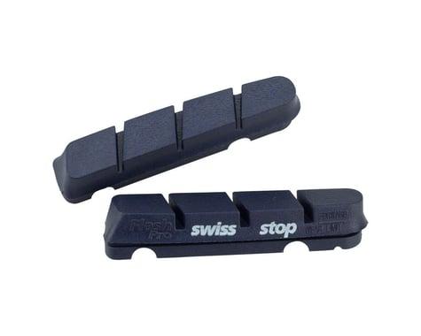 DT Swiss BXP Blue Flash Pro Brake Pad Inserts (Blue) (For PR1400 OXiC Wheels) (1 Pair)