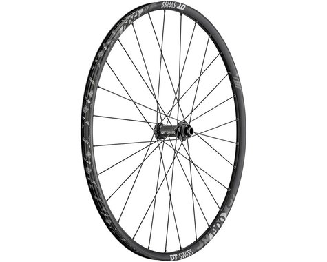 "DT Swiss M-1900 Spline MTB Front Wheel (Black) (25mm Rim) (15 x 110mm) (29"" / 622 ISO)"