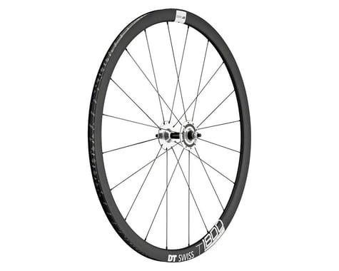 DT Swiss T1800 Front Wheel (Black) (QR x 100mm) (700c / 622 ISO)
