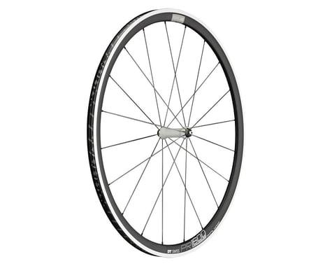 DT Swiss PR1600 Spline 32 Front Wheel (Black) (QR x 100mm) (700c / 622 ISO)