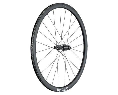 DT Swiss PRC 1400 Spline 35 Carbon Rear Wheel (Black) (Shimano/SRAM 11spd Road) (12 x 142mm) (700c / 622 ISO)
