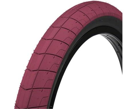 Eclat Fireball Tire (Burgundy/Black)