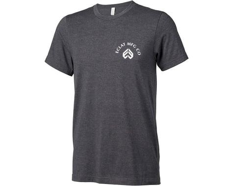 Eclat Tiger T-Shirt: Dark Heather Gray MD