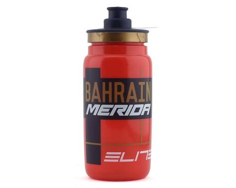 Elite Fly Team Water Bottle (Red) (Bahrain Merida) (18.5oz)